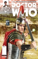 Doctor Who The Eleventh Doctor Adventures #13 (Cover B)